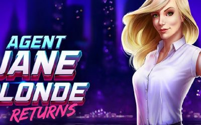 Best game ever Agent Jane Blonde